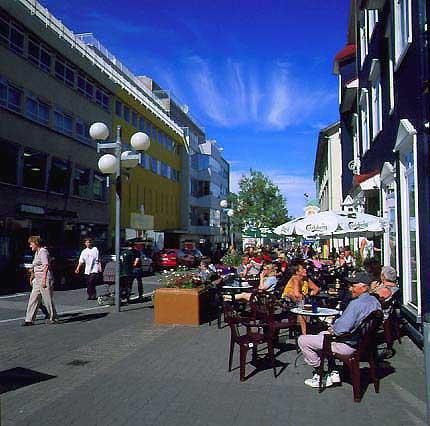 Göngugatan Akureyri